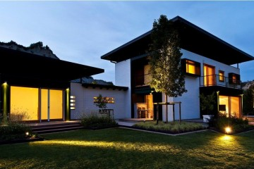 Realizzazione Casa in Legno RIOLA di Rubner Haus