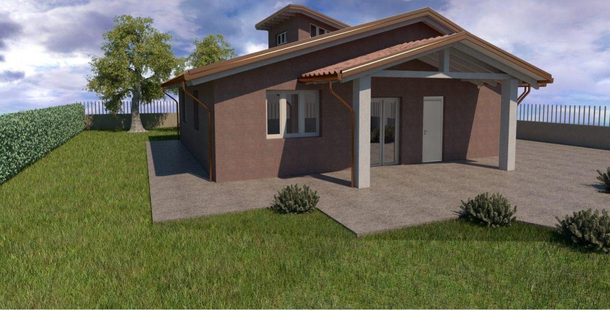 Casa in Legno Villa Serena nZEB - ProgettoLegno