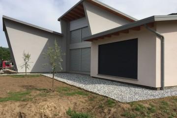 Realizzazione Casa in Legno Villa Tre Cime CasaClima Gold nZEB di ProgettoLegno Case in Legno