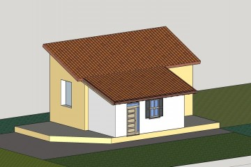 Modello Casa in Legno Ampliamenti,sopraelevazioni su progetto personalizzato. di ProgettoLegno Case in Legno