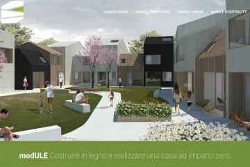 Realizzazione Casa in Legno ModULE HOME H1 di modULE_xlam