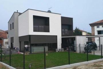 Casa in Legno Abitazione Schio