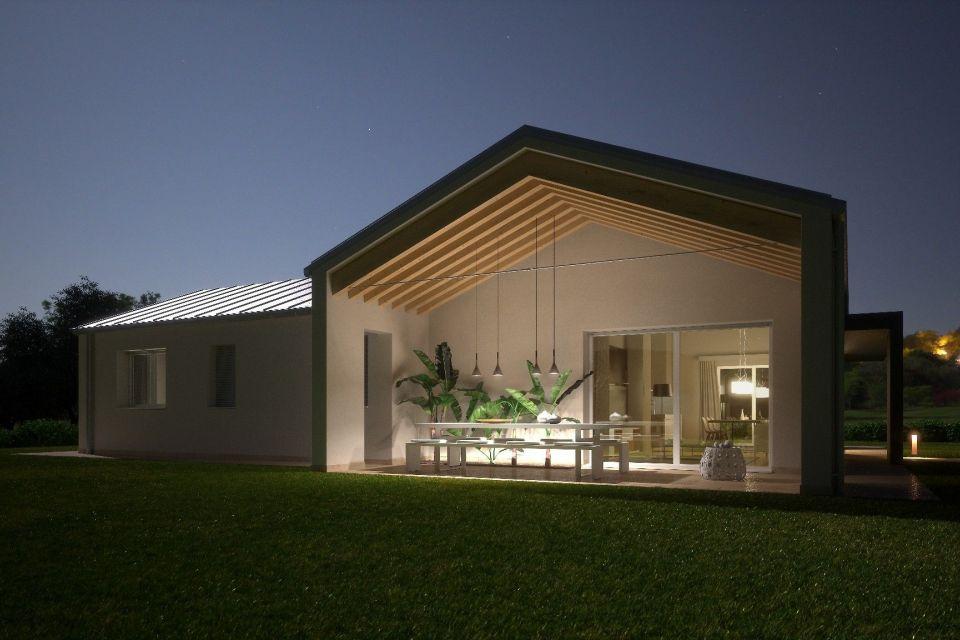 Case prefabbricate in legno prezzi modelli e aziende for Modelli di case moderne
