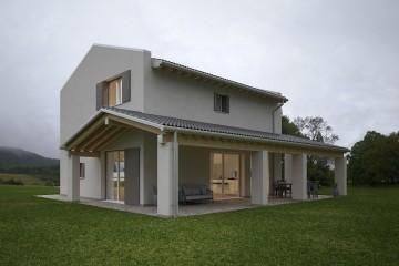 Modello Casa in Legno HEMMACASA160 di HEMMA CASA