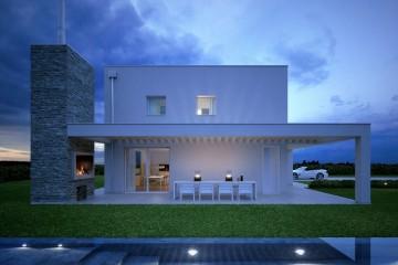 Modello Casa in Legno HEMMACAS170 di HEMMA CASA