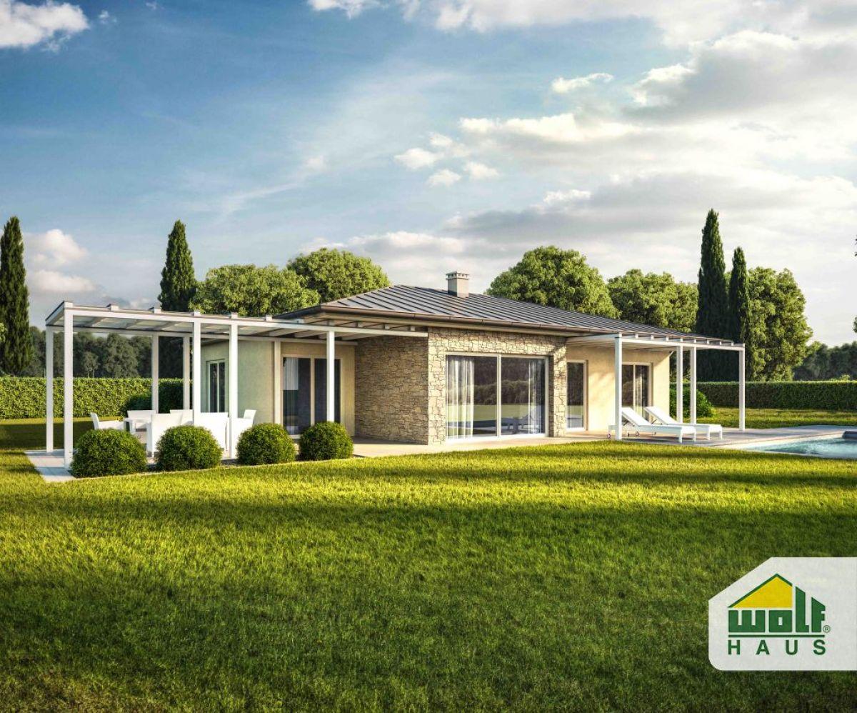 Casa in legno modello sabia di wolf haus for Case ecosostenibili progetti