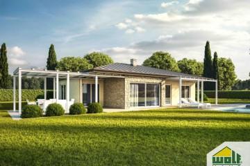 Modello Casa in Legno SABIA di Wolf Haus