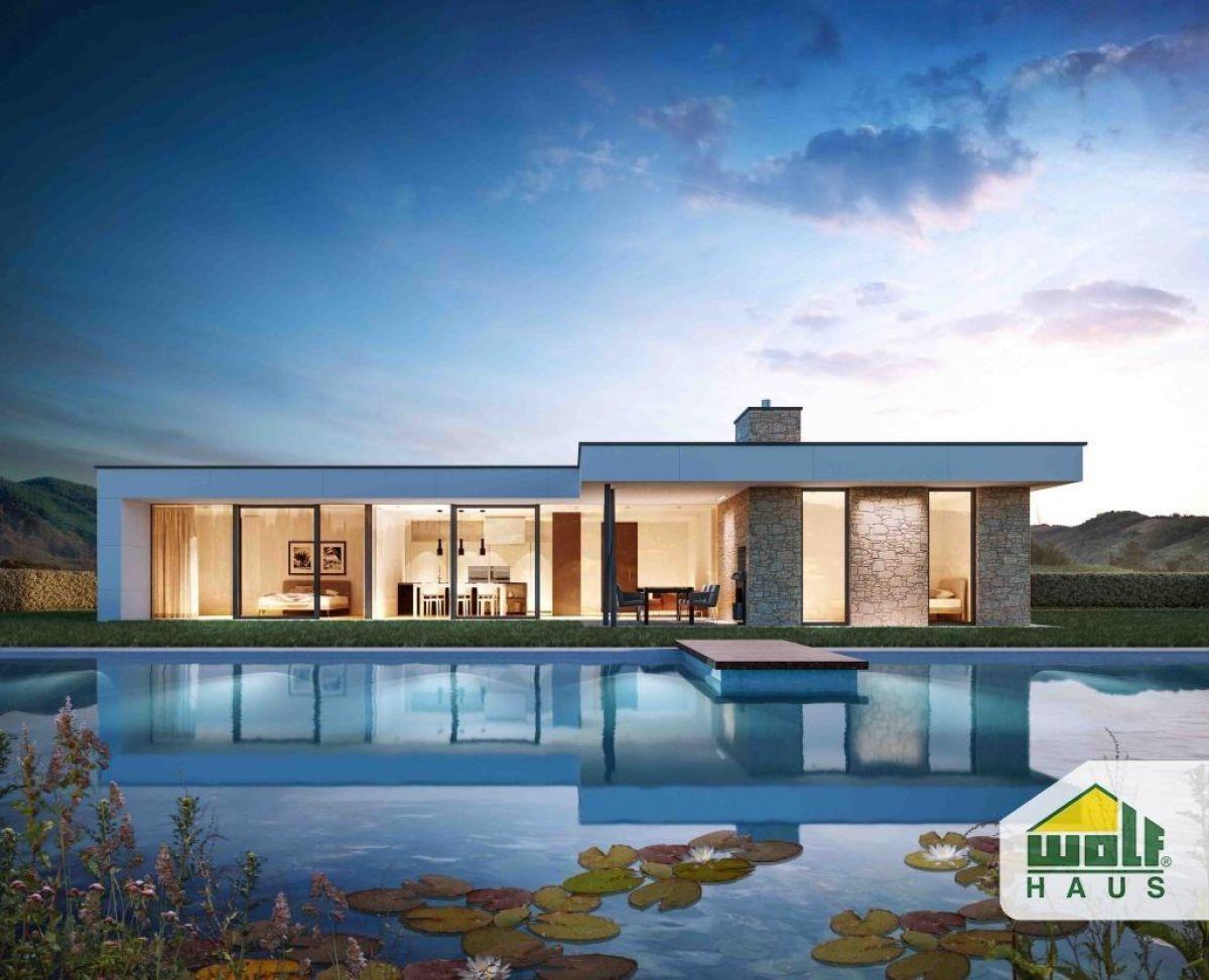 Casa in legno modello kiara di wolf haus for Modelli case moderne