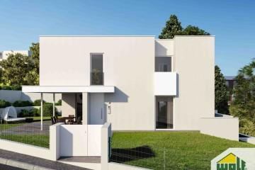 Modello Casa in Legno SAPHIRA di Wolf Haus
