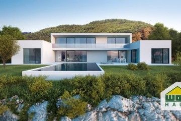 Casa in Legno ALBAMARINA