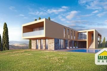 Modello Casa in Legno TERRAVIVA di Wolf Haus
