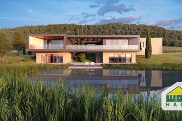 Modello Casa in Legno DOLCEVITA di Wolf Haus