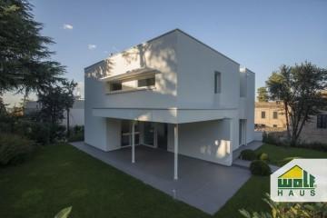 Modello Casa in Legno Casa Bocchini 2011 di Wolf Haus