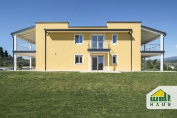 Modello Casa in Legno Casa Monte Oliveto di Wolf Haus