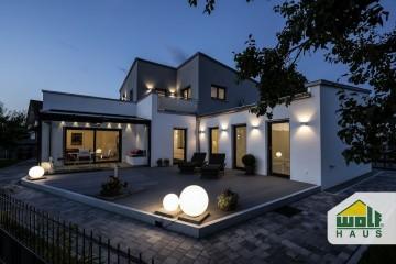 Modello Casa in Legno CASA SCHULTES di Wolf Haus