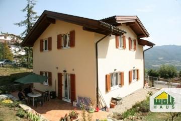 Modello Casa in Legno CASA BRAGAGLIA di Wolf Haus