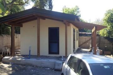 Realizzazione Casa in Legno Villino in legno Porto Ercole di Libianchi
