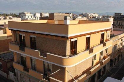 Sopraelevazione in legno modello sopraelevazione in legno di libianchi