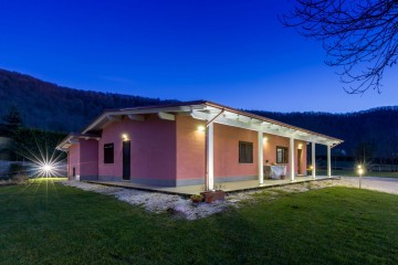 Realizzazione Casa in Legno Casa in legno 1 di Libianchi