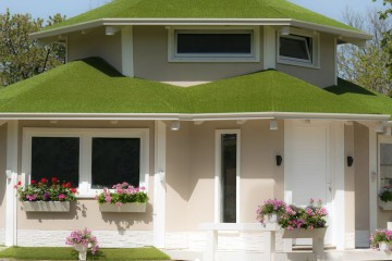 Modello Casa in Legno ExaHome di EcoLive srl