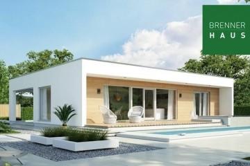 Modello Casa in Legno Villetta 142 di Brennerhaus