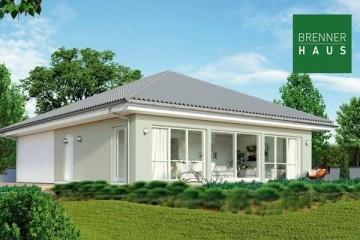Modello Casa in Legno Villetta 142 4 falde di Brennerhaus