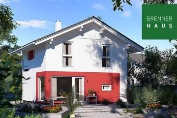 Modello Casa in Legno Villa 127 - 25° di Brennerhaus