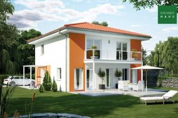 Modello Casa in Legno Villa 161 di Brennerhaus