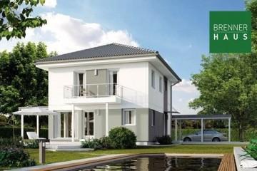 Modello Casa in Legno Villa 154 di Brennerhaus