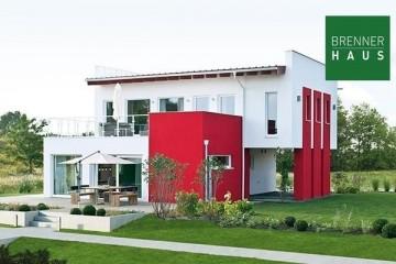 Modello Casa in Legno Villa 199 di Brennerhaus