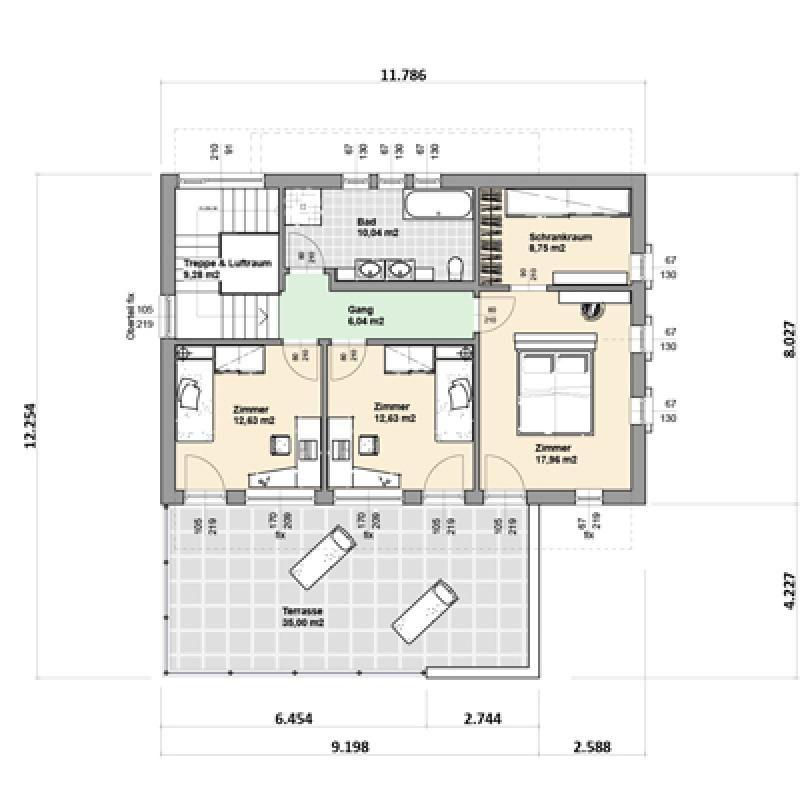 Case in legno Brennerhaus Villa 199