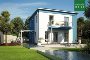 Modello Casa in Legno Villa 141 di Brennerhaus