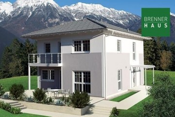 Modello Casa in Legno Villa 193 di Brennerhaus