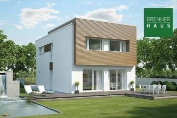 Modello Casa in Legno Villa 170 di Brennerhaus