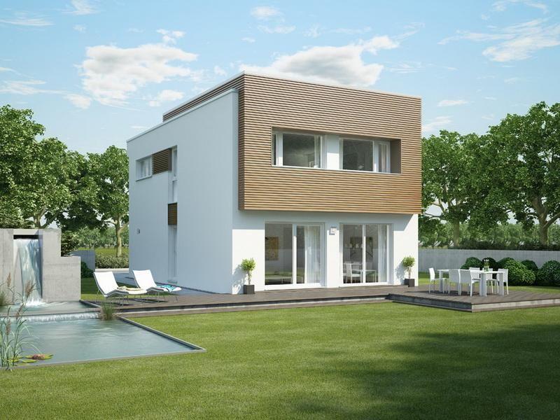 Case in legno Brennerhaus Villa 170
