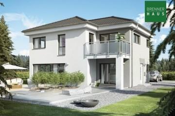 Modello Casa in Legno Villa 182 di Brennerhaus