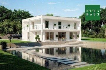 Modello Casa in Legno Villa 226 di Brennerhaus