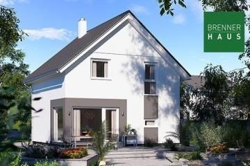 Modello Casa in Legno Villa 127 - 40° di Brennerhaus