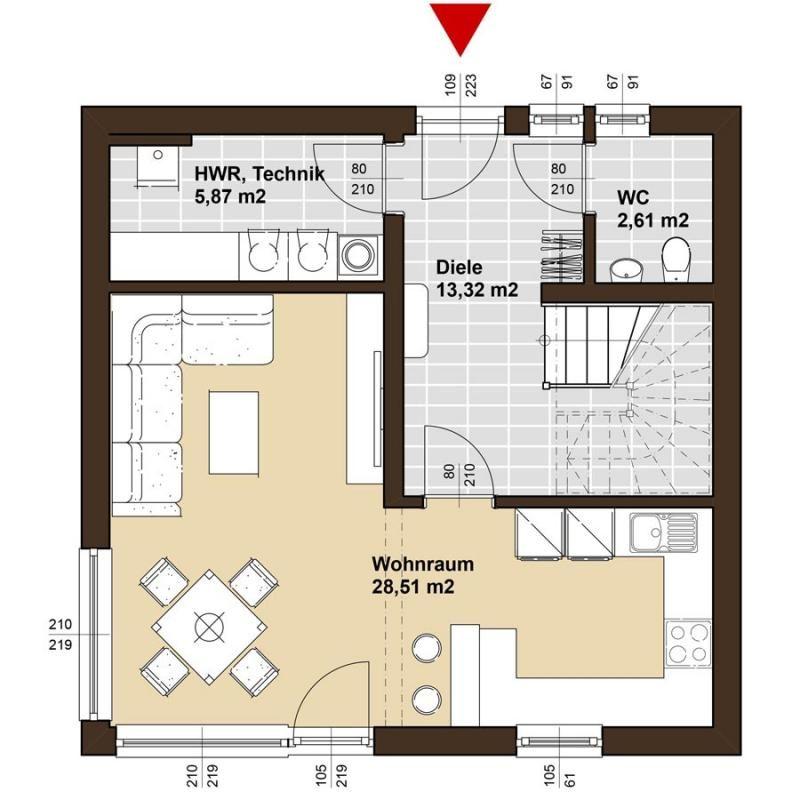 Case in legno Brennerhaus Villa 127 - 40°