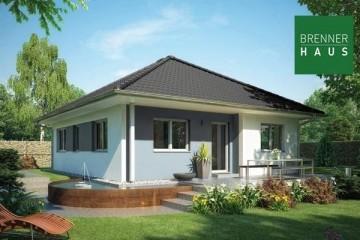 Modello Casa in Legno Villetta 90 di Brennerhaus