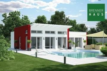 Modello Casa in Legno Villetta 160 di Brennerhaus