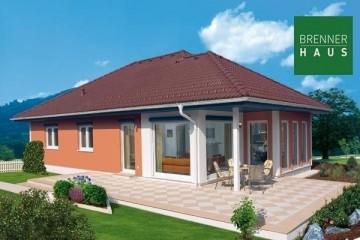 Modello Casa in Legno Villetta 145 di Brennerhaus