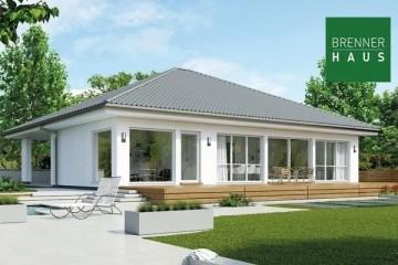 Modello Casa in Legno Villetta 173 di Brennerhaus