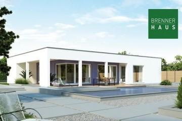 Realizzazione Casa in Legno Villetta 189 di Brennerhaus