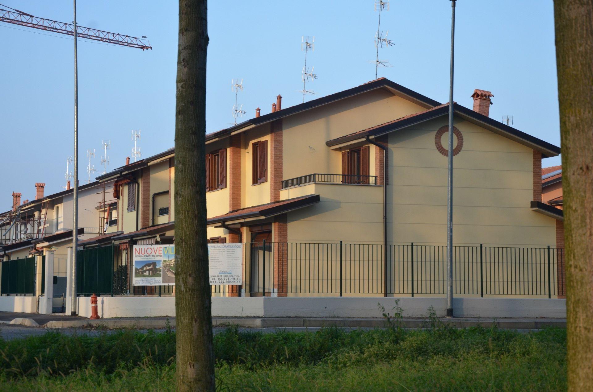 Vendita Villa o villino Motta Visconti