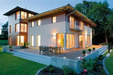 Realizzazione Case in Legno Casa Julia di Design Haus Italia