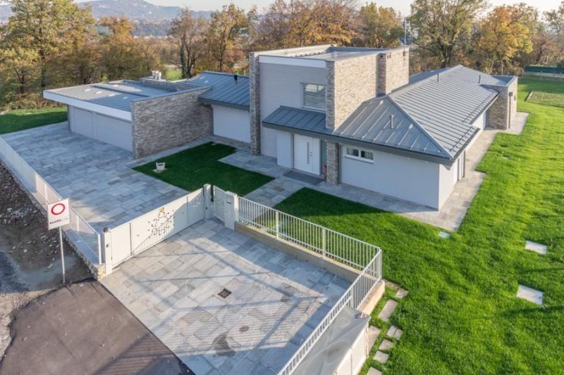 Case in legno Design Haus Italia Bergamo