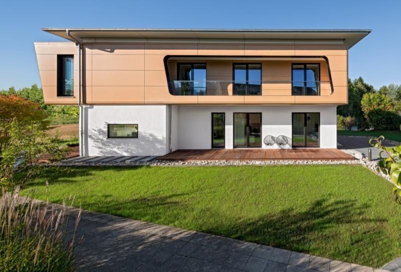 Case in legno Design Haus Italia CASA AMBIENTE +