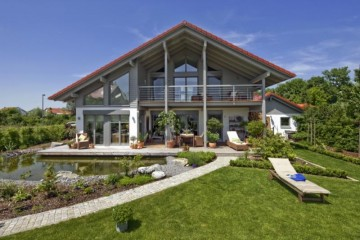 Case in Legno: Casa Landshut