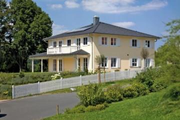 Realizzazione Casa in Legno Casa Kronach di Design Haus Italia